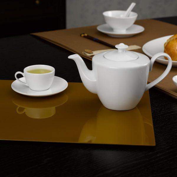 Bộ trà Minh Long 0.65 L Daisy Trắng
