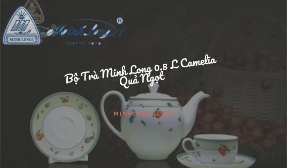 Bộ ấm trà màu sứ Minh Long nào được mua nhiều tại quận 11?