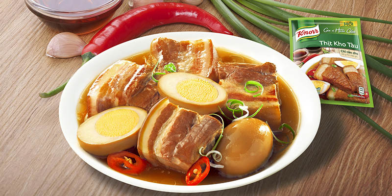 Cách ướp thịt kho tàu chuẩn nhất | Nấu thịt kho tàu ngon như mẹ nấu.