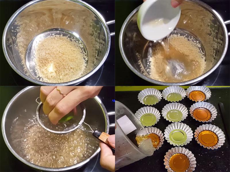 Cách làm bánh flan bằng lò vi sóng chi tiết, dễ làm!